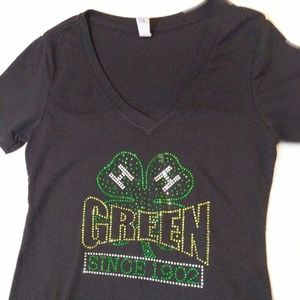 Tops - Bling 4h V Neck T-shirt